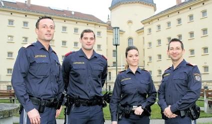 Roland Schöller und Mitarbeiter